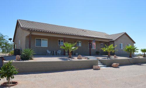 Buy a Mini Ranch on land for under $250,000 in Tonopah, AZ
